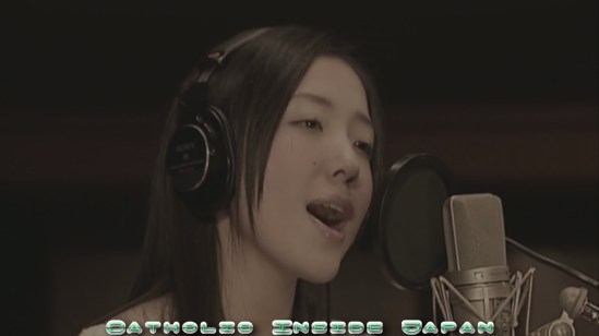 Catholic - Jesus is Savior - Ashita 「明日」 Live version - Ayaka Hirahara - [2016.07.09_15.00.48]